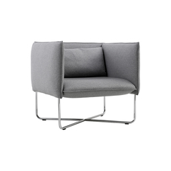 Groove | Lounge chairs | Softline A/S