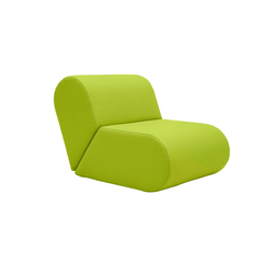Heart chair | Modular seating elements | Softline A/S