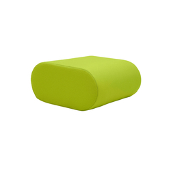 Heart pouf small | Modular seating elements | Softline A/S