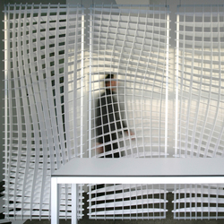 WAVE Room dividers | Separación de ambientes | Wave
