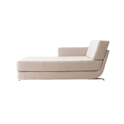 Lounge chaise long | Chaise longues | Softline A/S