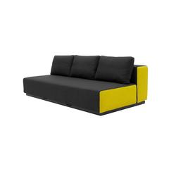 Selezionata di divani letto senza braccioli su architonic for Prostoria divani