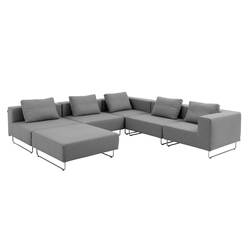 Ohio sofa | Asientos modulares | Softline A/S