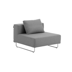Ohio single | Modular seating elements | Softline A/S