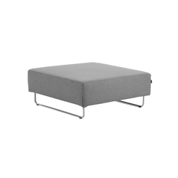 Ohio pouf | Modular seating elements | Softline A/S