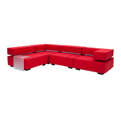 Universal sofa | Modular seating systems | Softline A/S