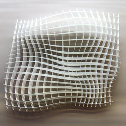 WAVE sculpture | Sound absorbing wall art | SPÄH designed acoustic