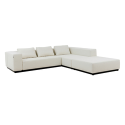 Nevada sofa | Modular sofa systems | Softline A/S