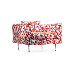 boutique eyes of strangers Chair | Poltrone lounge | moooi