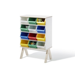Famille Garage shelf | Zona para niños | Lampert