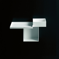 Skyline Wall | Bath shelving | Boffi