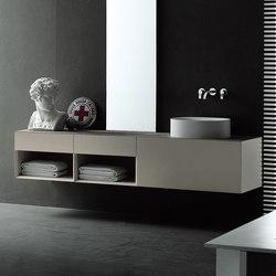 I Fiumi ST | Meubles sous-lavabo | Boffi