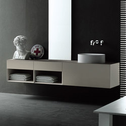 I Fiumi ST | Armarios lavabo | Boffi