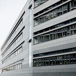 Südwestrundfunk Stuttgart | Facade design | Rieder