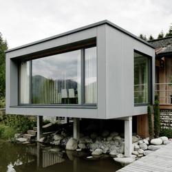 Winter Garden Villa S Austria | Facade systems | Rieder