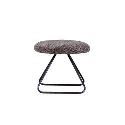 Dennie Footstool | Pouf | onecollection
