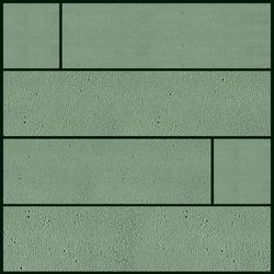 öko skin green | Rivestimento di facciata | Rieder