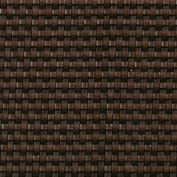 Basketweave 751 | marrón 593 | Wall fabrics | Naturtex
