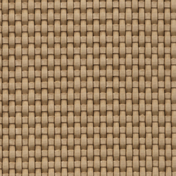 Basketweave 751 | miel 1413 | Cuero artificial | Naturtex