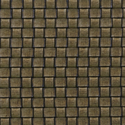 Basketweave 768 | brown 246 | Tissus muraux | Naturtex