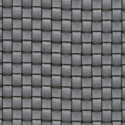 Basketweave 768 | gris 1410 | Wall fabrics | Naturtex