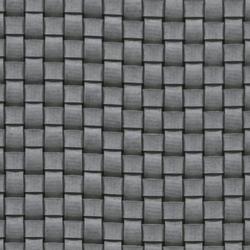 Basketweave 768 | gris 1410 | Wandtextilien | Naturtex