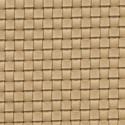 Basketweave 768 | miel 1413 | Tessuti per pareti | Naturtex
