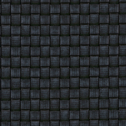 Basketweave 768 | negro | Wall fabrics | Naturtex