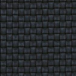 Basketweave 768 | negro | Wandtextilien | Naturtex