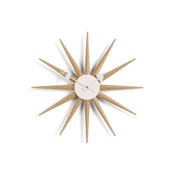 Sunburst Clock | Clocks | Vitra
