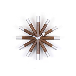 Wheel Clock | Horloges | Vitra