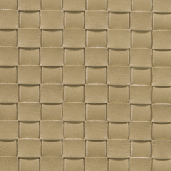 Basketweave A-1332 | beige | Cuero artificial | Naturtex