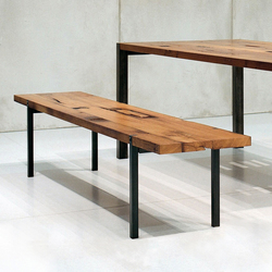 Oria B bench | Upholstered benches | Redwitz