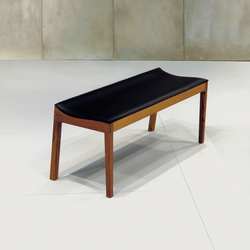Sole Sgabellino bench | Upholstered benches | Redwitz