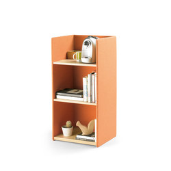 Landa Shelf Unit | Estantería | Alki