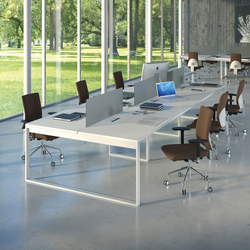 Aspen bench | Desking systems | AG Land