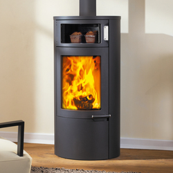 Uno Back | Wood burning stoves | Austroflamm