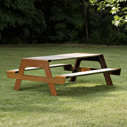 Pic-Nic | Tables and benches | De Castelli