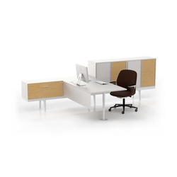 Level 34 | Reception desks | Vitra
