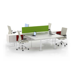 Level 34 | Desking systems | Vitra