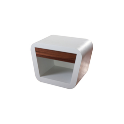 GL2B Bedside Table | Night stands | GLAD, Guy Lafranchi