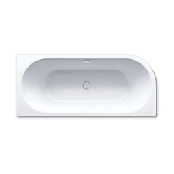 Centro Duo 1 left alpine white | Bathtubs | Kaldewei