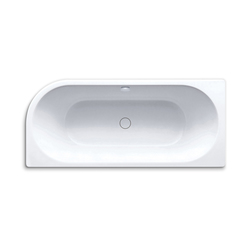 Centro Duo 1 right Bathtub | Vasche ad incasso | Kaldewei