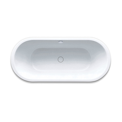 Centro Duo Oval Bathtub | Built-in baths | Kaldewei