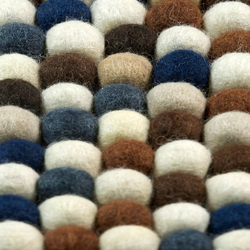 Canicas | grey | Rugs / Designer rugs | Naturtex