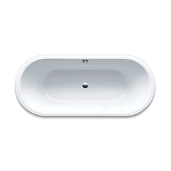 Classic Duo Oval | Built-in baths | Kaldewei