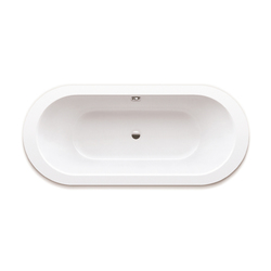 Classic Duo Oval Wide | Built-in bathtubs | Kaldewei