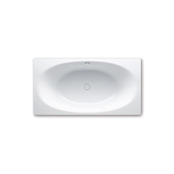 Ellipso Duo | Built-in bathtubs | Kaldewei