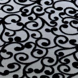 Effects Plata E-425 | blanco y negro | Wall fabrics | Naturtex
