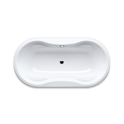 Mega Duo Oval | Built-in baths | Kaldewei